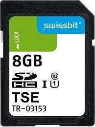 Multidata swissbit TSE TR-03153 8GB (SD-Karte)